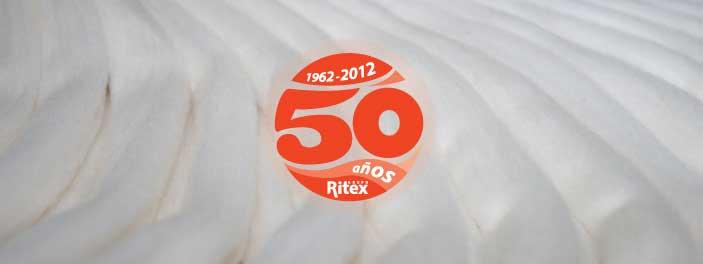 Los 50 años de Ritex