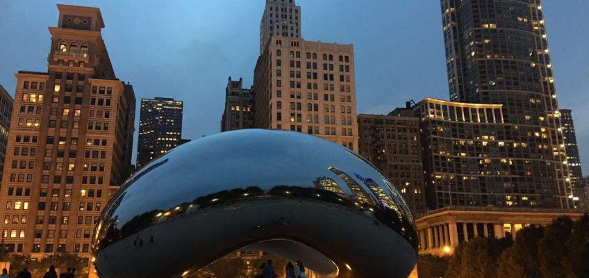CHICAGO, LA CIUDAD DE LOS ESPEJOS. TENDENCIAS INVIERNO 2017 GRUPO RITEX
