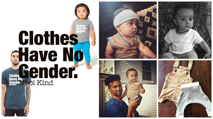 Gender-Neutral-Kidswear.MOOI KIND Ropa sin género